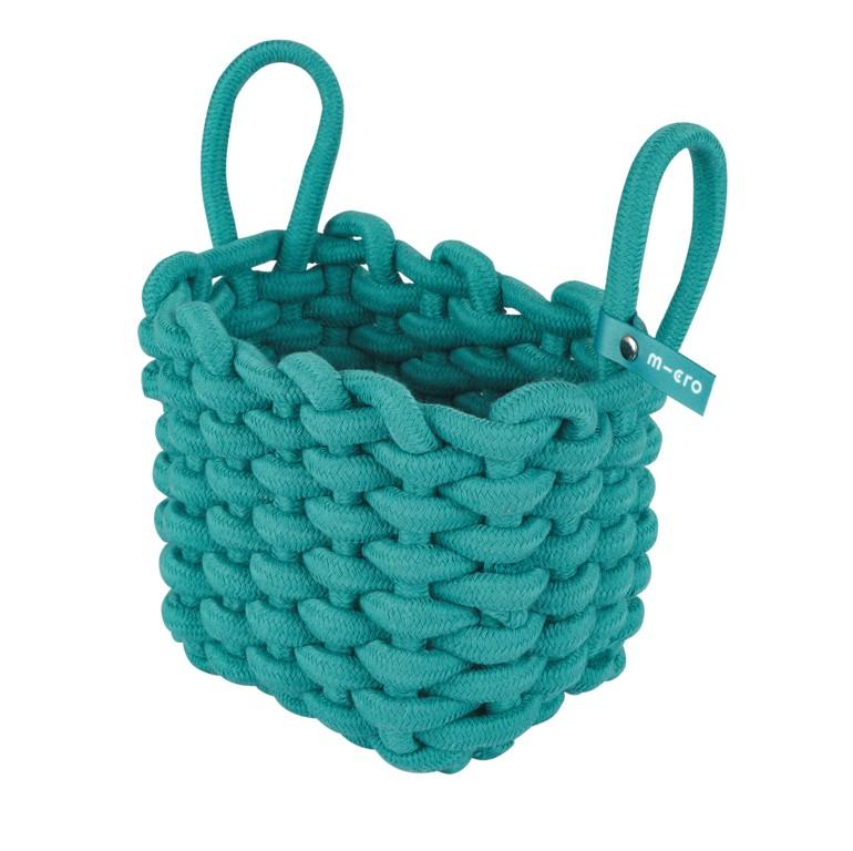 Micro Basket Green