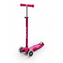 maxi micro deluxe pink led