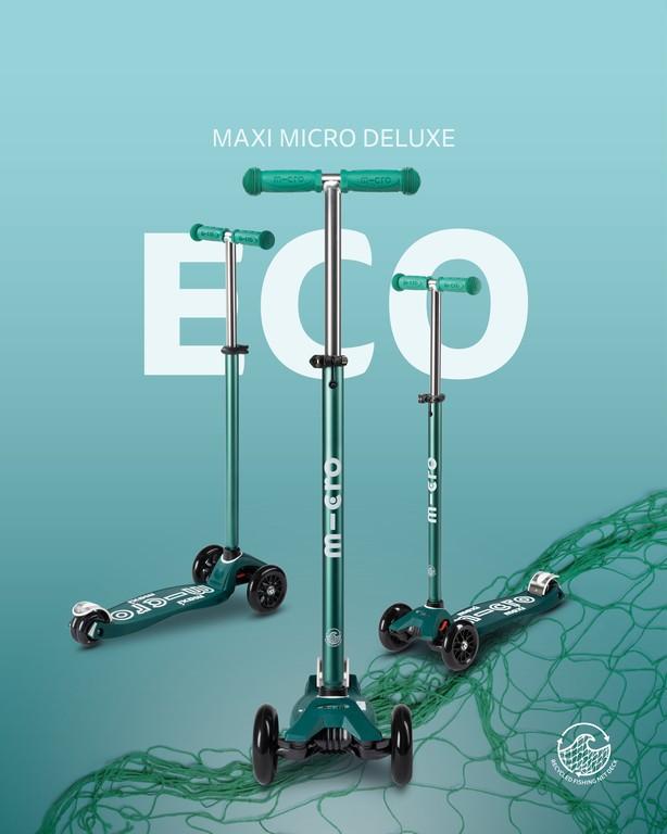 Тротинетка Micro - Maxi Deluxe ECO