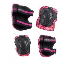 pink print S
